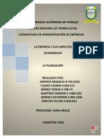 Planeación y sus características dentro del proceso administrativo.docx