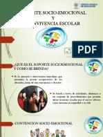 SOPORTE SOCIO EMOCIONAL A COMPARTIR UGEL 04