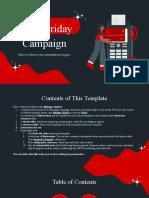 Black Friday Campaign by Slidesgo