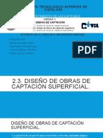 U2_2.3 DISEO DE OBRAS DE CAPCION SUPERFICIAL_ CARLOS JAIR MARQUEZ TOLENTINO