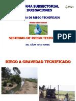 SISTEMAS DE RIEGO TECNIFICADOS - HUARAZ - NAVA.ppt