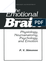 440622188 P v Simonov Auth the Emotional Brain Physi Z Lib Org
