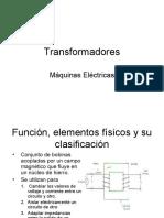 1.5 partes de un transformador