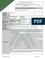 137136 - Integración de Operaciones Logísticas (1)