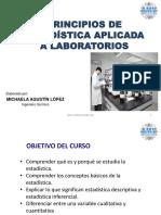 Estadística aplicada a laboratorios