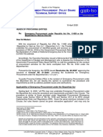 NPM 004-2020_Emergency Procurement under Bayanihan Act_6May2020