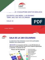 SALA DE LAS 100 COLUMNAS