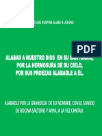DOMINGO 31 DE MAYO