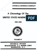 A Chronology of the United States Marine Corps 1965-1969