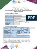 Guía de actividades y rúbrica de evaluación - Tarea 2-Identificar el rol que ejerce un directivo docente en una Institución Educativa.