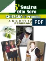 Sagra Olio Novo 2011 Ghizzano