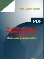Elecciones Presidenciales en América Latina ¿Doble vuelta o mayoría relativa? (1978-2010)