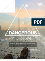 Dangerous by Design by Transportation America