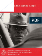 Blacks in the Marine Corps