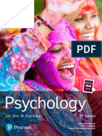 Psychology - Bryan, Giddens and Halkiopoulos - Second Edition - Pearson 2018