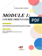 LDM MODULE 1
