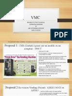 VMC Coffee- Tea dispenser