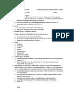 PRIMER PARCIAL DE PRODUCCION 2020                     PROFESOR (1)