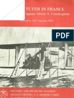 Marine Flyer in France the Diary of Captain Alfred A. Cunningham