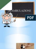 deambulazione