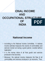 National Income and Occupational Structure in India.pptx