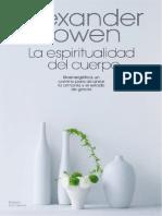 Lowen Alexander - La Espiritualidad Del Cuerpo