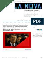 Administração _ António Cunha Toma Posse Como Presidente Da CCDR-N 30102020