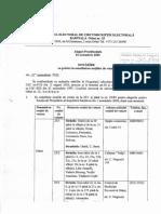 Adresele secțiilor de votare Orhei