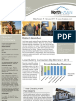 North Haven Communities - February 2011