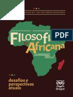 Editora BAGAI - Filosofia Africana