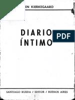Kierkegaard, Søren - Diario íntimo. Ed. Santiago Ruedas Editor. B&N.pdf