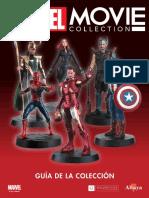 Descubre Marvel Movie Collection, la colección de figuras Marvel de Altaya