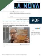 Literatura_Insubmissos_ de Richard Zimler, Chega às Bancas 29102020