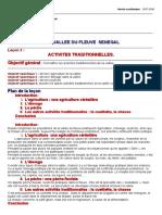 Leçon 5 les activités traditionnelles.doc