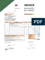 Invoice VAT