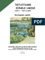 Enciclopedia copiilor 1 Vietuitoare din zonele umede