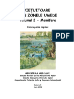 Enciclopedia copiilor 2 Mamifere din zonele umede