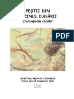 Enciclopedia copiilor Pestii bazinul Dunarii