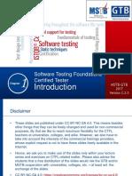 01. CTFL-Chapter 1-Introduction v2.2.0