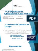 La Organización              Administrativa del Trabajo.pptx