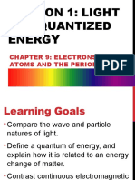9.1 Light and Quantized Energy (1)