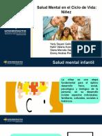 Niñez y Salud Mental