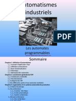 introduction automatisme industriel