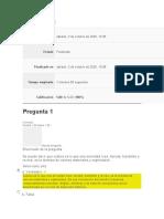 Respuestas examen inicial - Ética Profesional