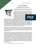 10.Gustavo_Gutierrez Contemplacion y Praxis. Acto Primero