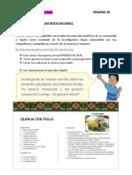Jueves 29 de Octubre Del 2020 - Com - Escribimos Una Receta Saludable - Web