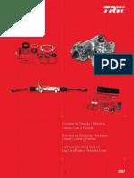 Catalogo TRW-Direção Hidraulica Linha Leve Pesada