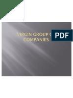 Virgin group of companies