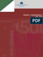 raport o konwergencji 2010