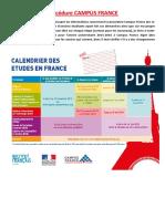 Résumé de la procédure Campus France-2